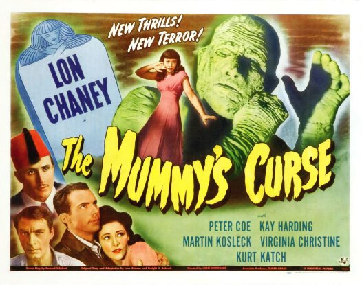 Night Talk: Monstrous mummies at the movies