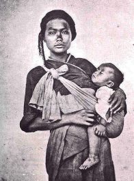 Woman with Child: Taiwan 1871
