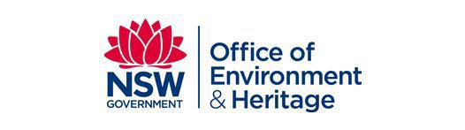 NSW Office of Environment and Heritage Logo (Eureka Prizes)