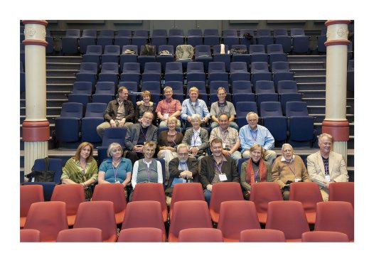 Original Participants Polychaete Conference in 1983