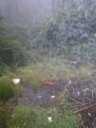 Mount Fansipan Stream Pollution