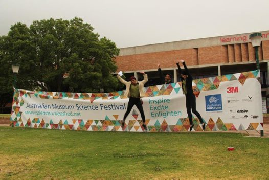 The Australian Museum Science Festival in Bathurst #1