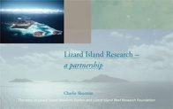 Lizard Island Research - a partnership