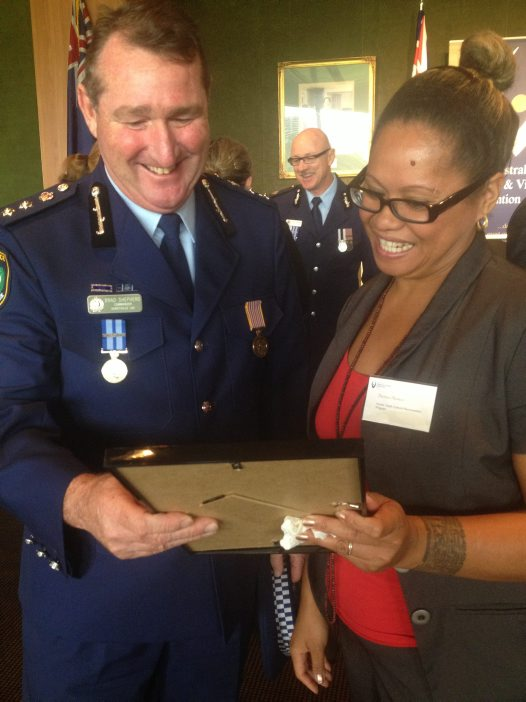 Pacific Youth Reconnection Project wins Crime and Violence Prevention Merit Award #2