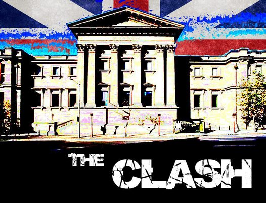 The Clash at the Australian Museum