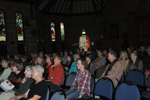 Encounters with Bali: Forum Audience - Mosman