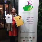 An Exhibition, a Book and an App walk into an Awards Night #3