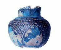 Egyptian Pottery: E15726