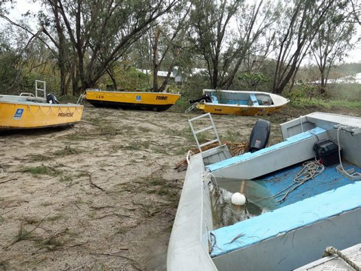 Cyclone Ita – the scene that met them #5