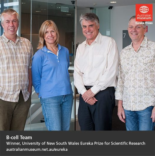 2014 University of New South Wales Eureka Prize for Scientific Research