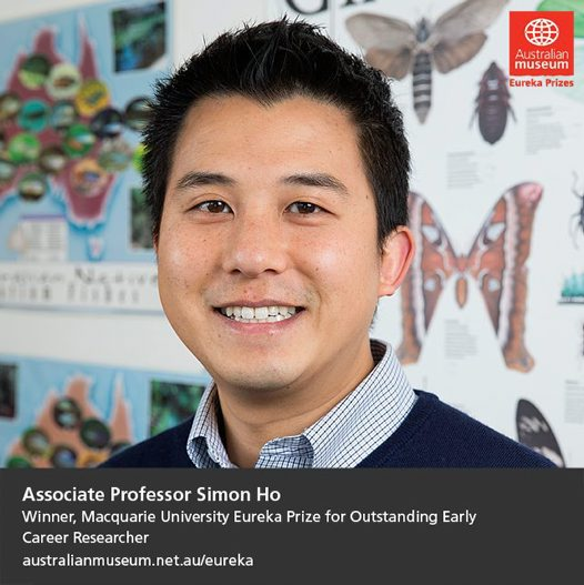 2014 Macquarie University Eureka Prize for Outstanding Early Career Researcher