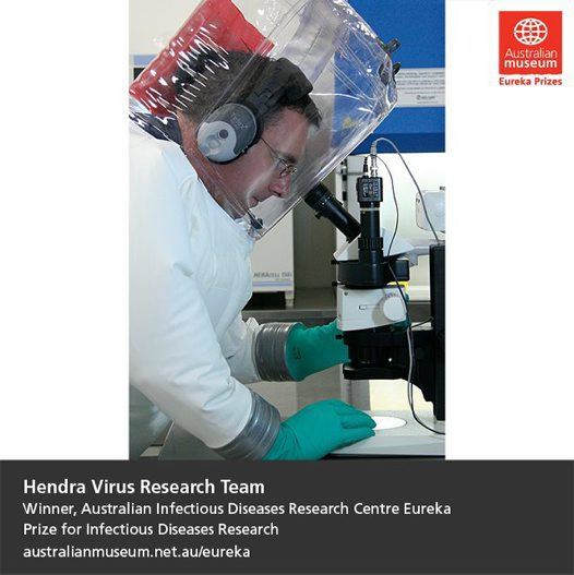 2014 Australian Infectious Diseases Research Centre Eureka Prize for Infectious Diseases Research