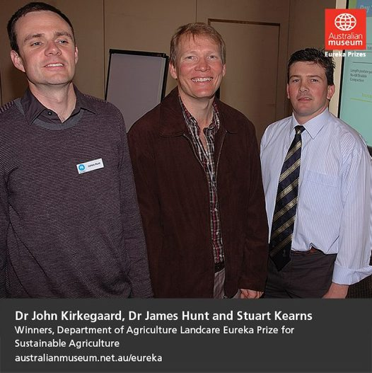 2014 Department of Agriculture Landcare Eureka Prize for Sustainable Agriculture