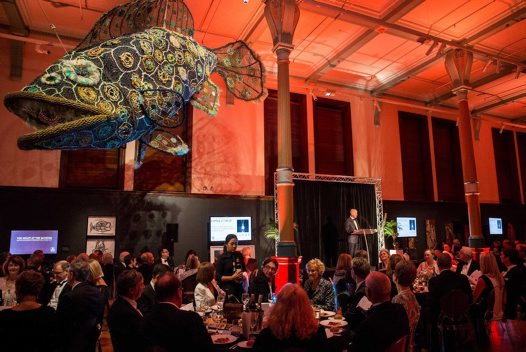 The Night at the Museum: Australian Museum Foundation Gala Dinner 2015