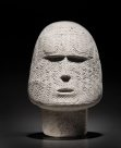 Stone Head - Solomon Islands: E19217