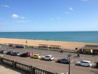 Brighton Beach: UK, June 2015