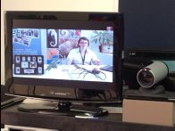 Video Conferencing screen