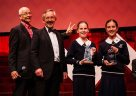 2015 Sleek Geeks Science Eureka Prize Winners Gigi and Ella