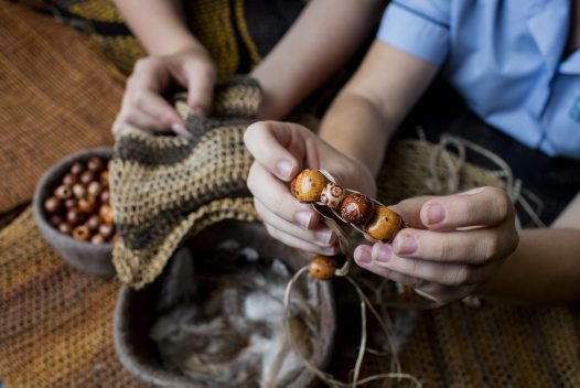 Aboriginal craft, bush foods and performance for NAIDOC Week