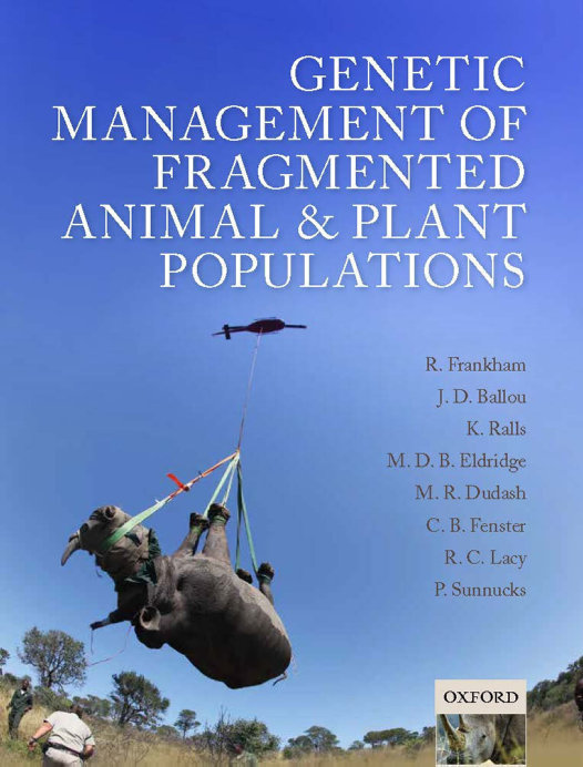Genetic Management of Fragmented Animal & Plant Populations