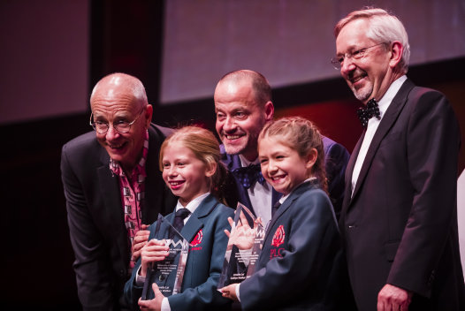 2017 Sleek Geeks Science Eureka Prize primary school winners