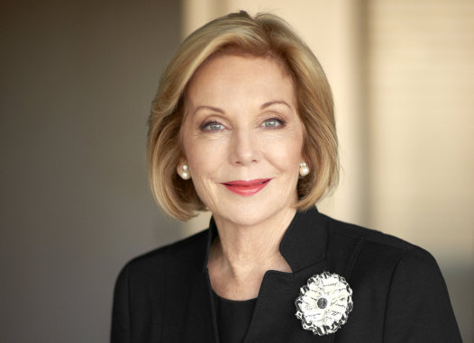 Portrait of Ita Buttrose © Supplied