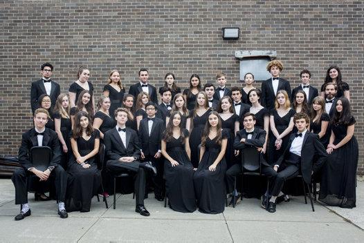 The Staples High School Orphenians choir (Westport, Connecticut)