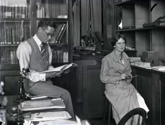 Anthropology c.1933