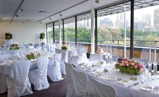 the terrace wedding australian museum