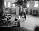 Museum entrance foyer c.1961