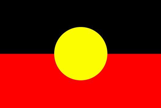 Aboriginal Flag Australian Museum