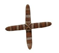 Aboriginal cross boomerang, Queensland