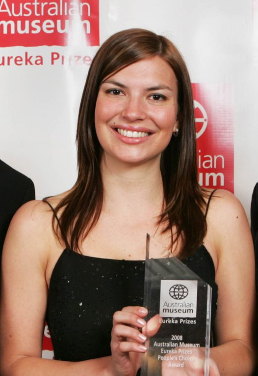 Nicole Kuepper - Winner PC Award 2008