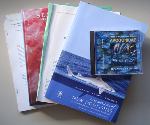 A selection of fish publications
