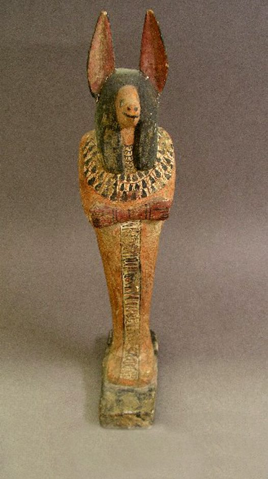 Ancient Egyptian statuette
