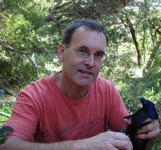 Dr Richard Major, Ornithologist
