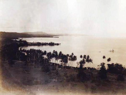 Collingwood Bay, Papua New Guinea