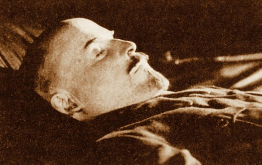 Vladimir Illyich Lenin...