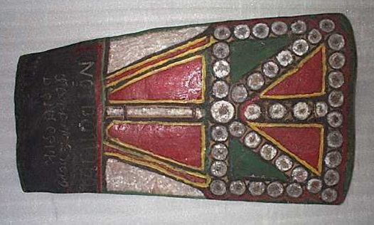 Pakolong - warrior shield