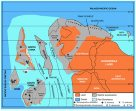 Reconstruction of the Early Ordovician biogeography