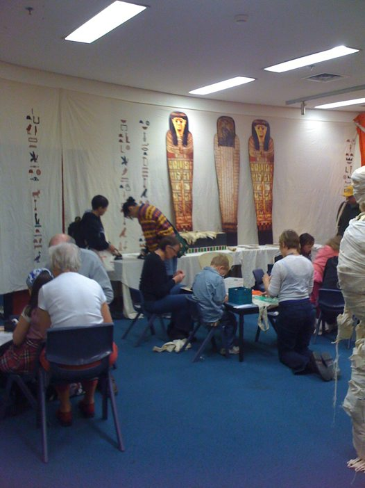 Art of Pharaohs Holiday Program 4