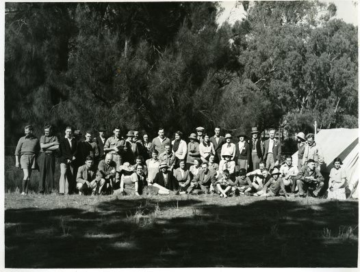 Gould League camp