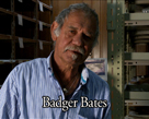 Badger Bates