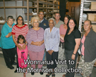 Wonnarua People visit the Collection