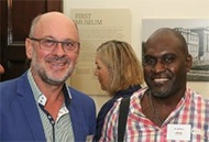 Professor Tim Flannery at the AM's Solomon Islands workshop
