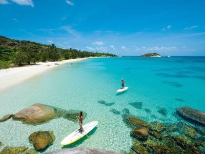 Win a trip to Lizard Island Resort