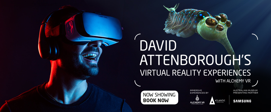 David Attenborough's Virtual Reality Experiences