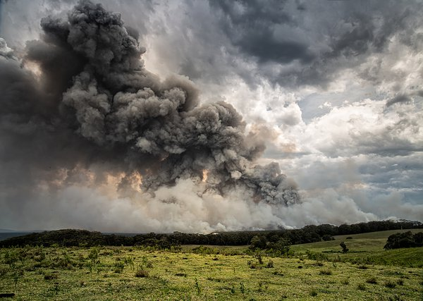 Australian landscape sends smoke signals to the world that it is not okay, and gives us a warning of things to come. Yet we sat and twiddled our thumbs looking for an easy scapegoat.