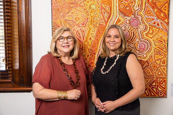 Kim McKay and Laura McBride
