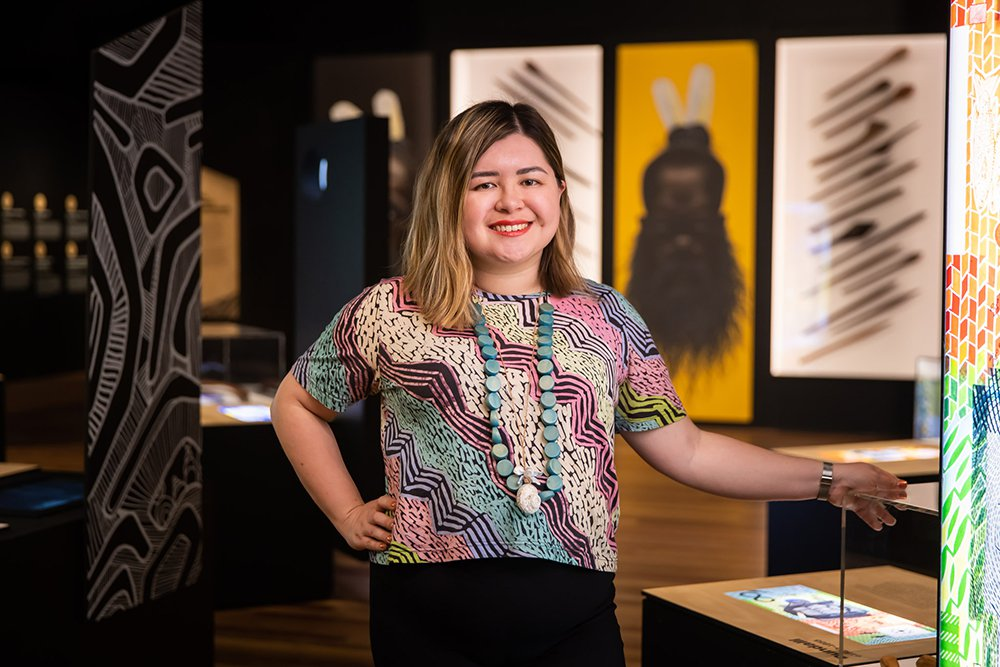 Dr Mariko Smith First Nations Assistant Curator